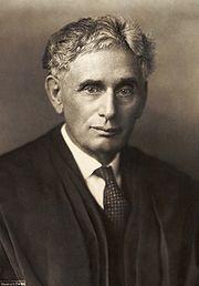 Justice Brandeis