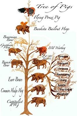 tree of pigs, william banzai7
