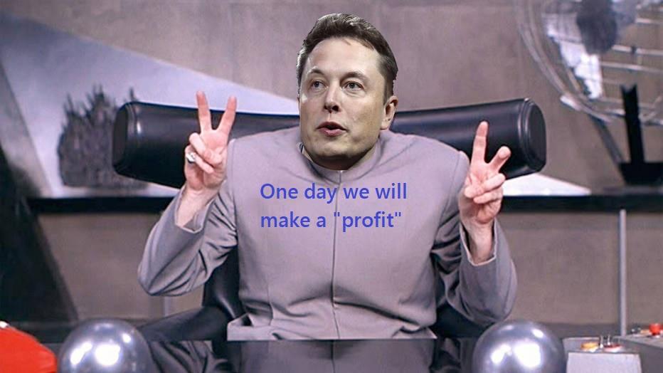 Tuesday Turmoil – Tesla Valuation Reaches Peak Insanity