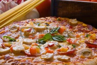 pizza - crestock